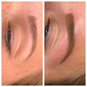 Ombre Brows Permanent MakeUp