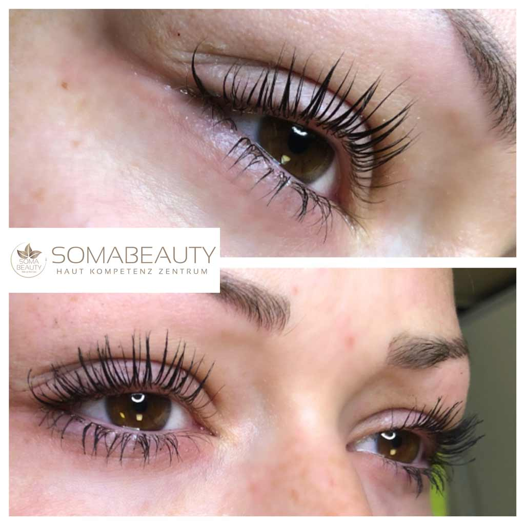 Wimpernlifting, Lashes by Somabeauty